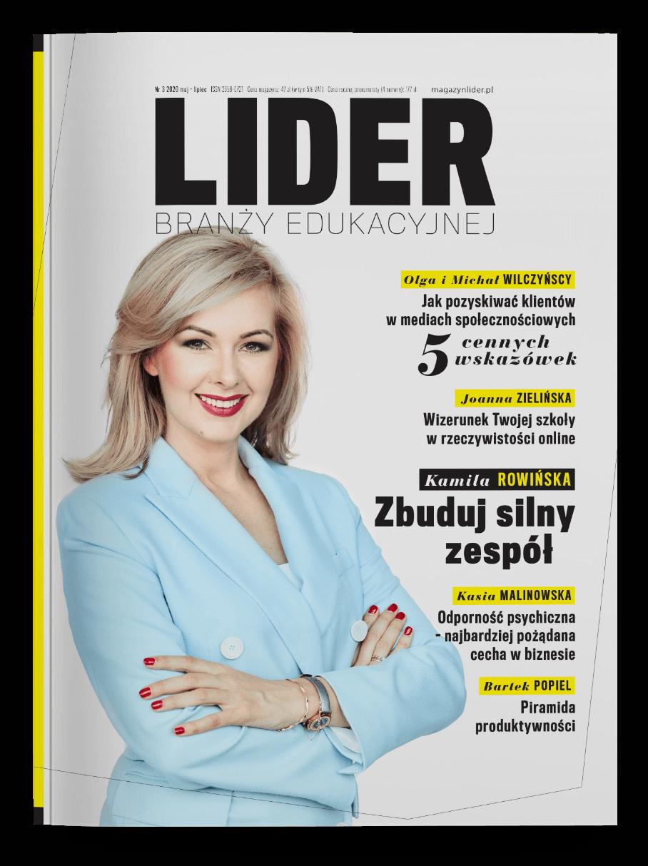 Kamila Rowińska Zbuduj silny zespół