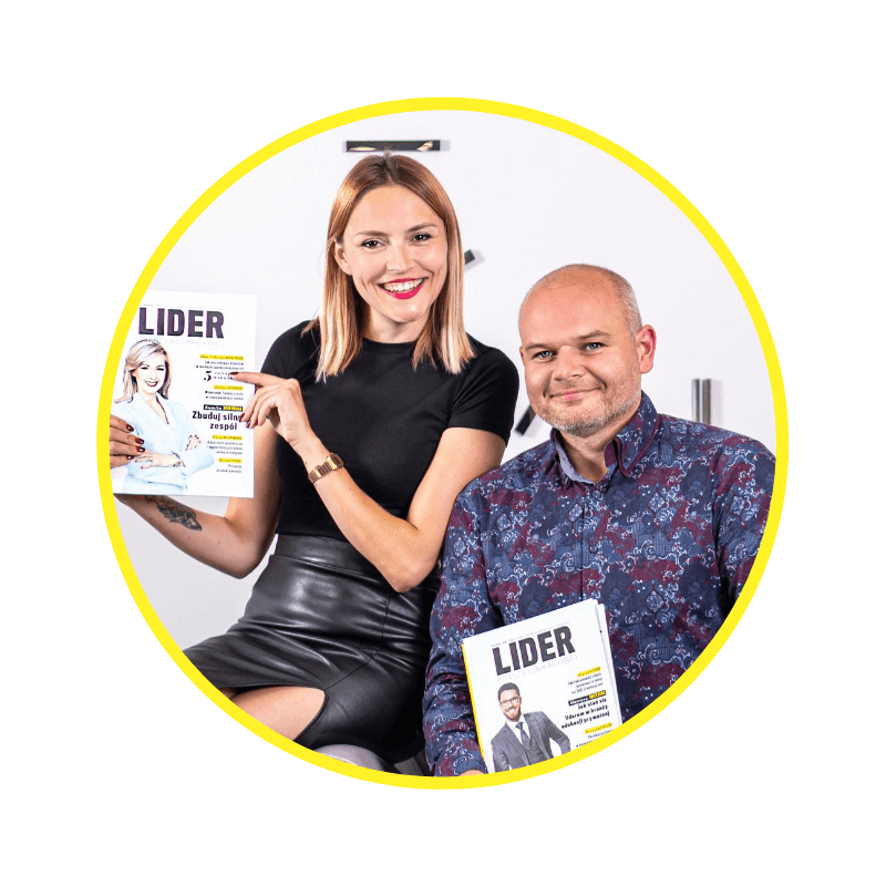 wilczyńscy wydawcy magazynu lider branży edukacyjnej