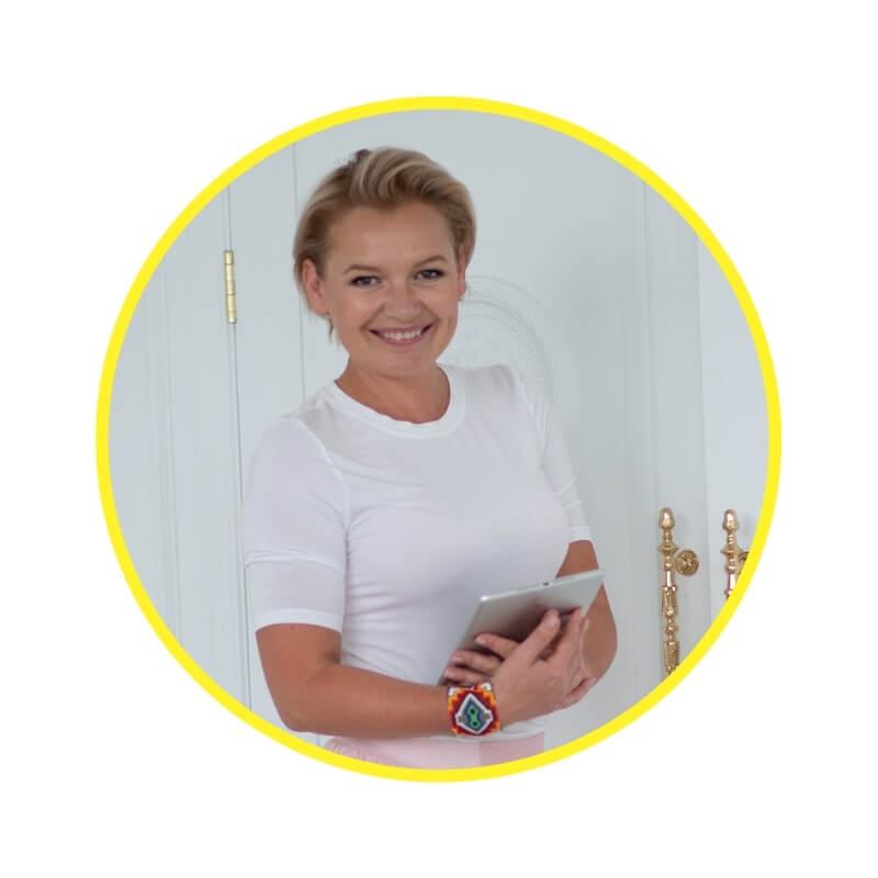 Marta Kaczmarski magazyn lider